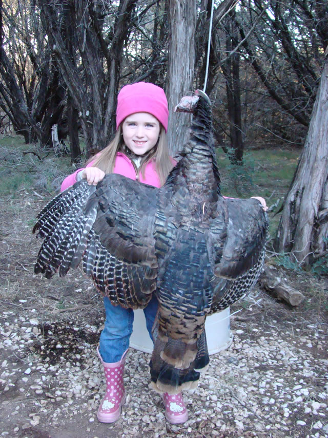 Hanna and Turkey